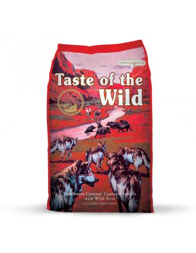 Taste of the wild South West Canyon 12,2 kg - Imagen 1