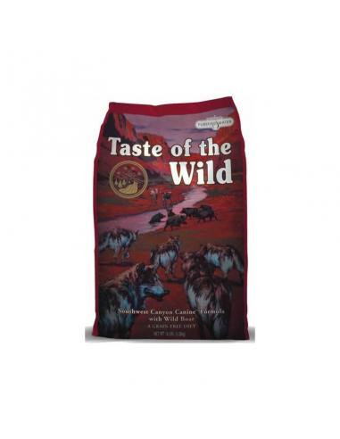 Taste of the wild South Canyon perros - Imagen 1